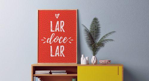 poster para decorar