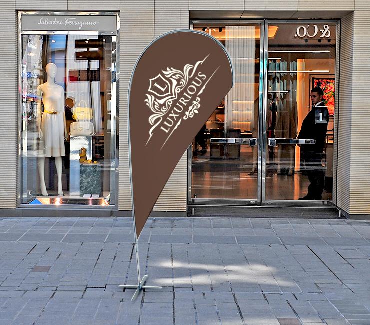 wind banner para empresas