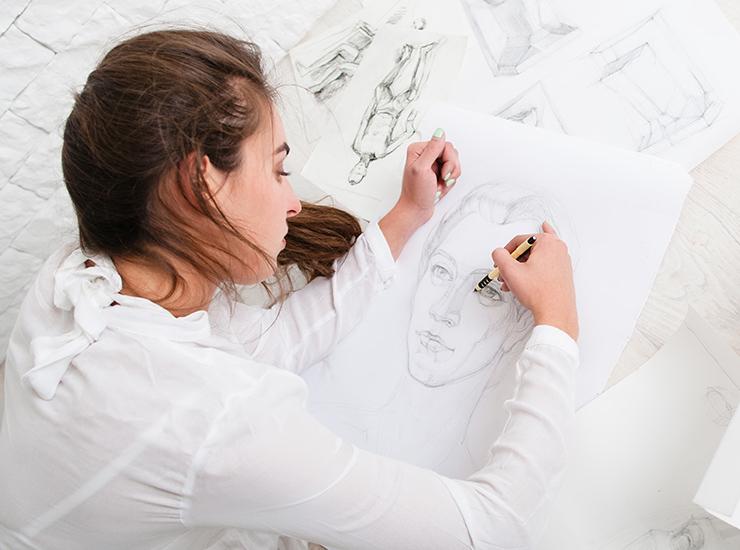 estudar ilustração