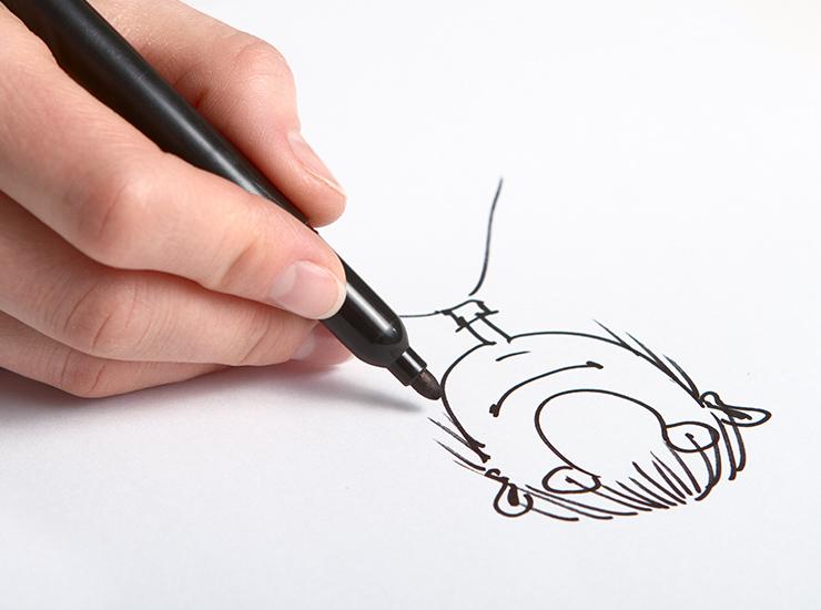 estilo de ilustração