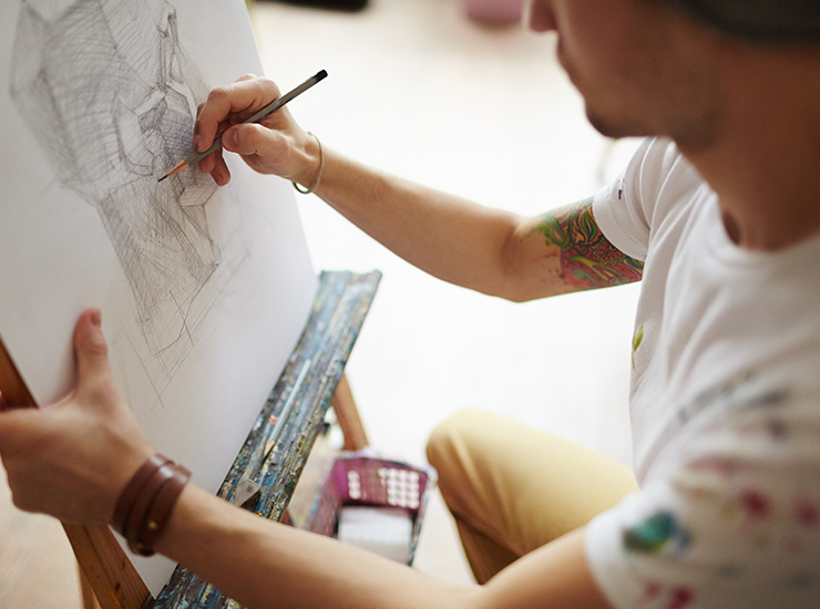 treinar o desenho