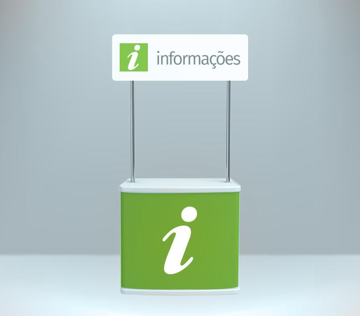 balcão de informações