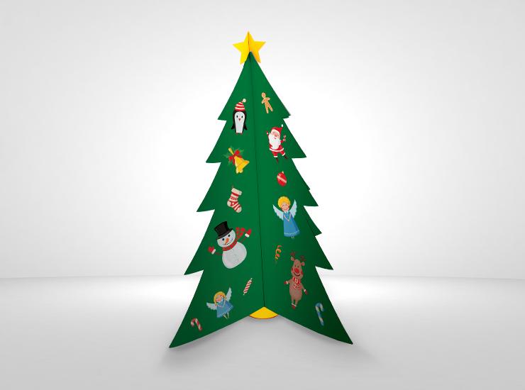 árvore de natal