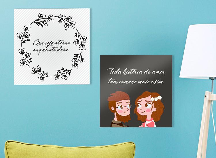 Produtos personalizados para casamento: 5 modelos de lembrancinhas para baixar