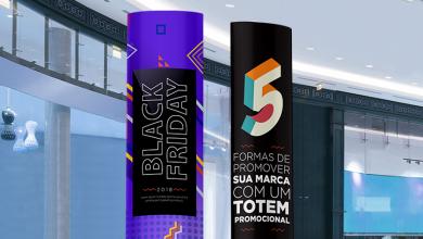 Photo of 5 maneiras de promover sua marca com um totem promocional