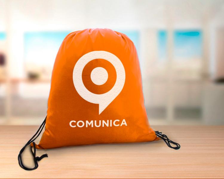 Produtos personalizados: 7 ideias para o ambiente de trabalho mochila saco personalizada para empresas