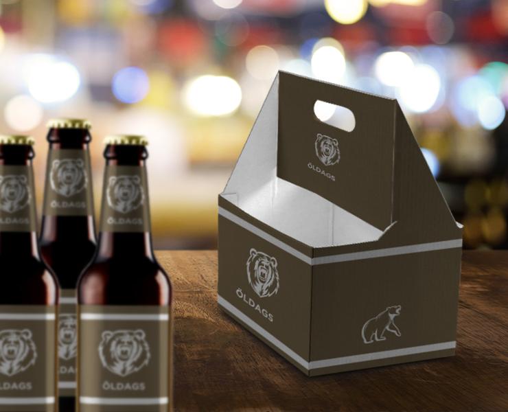 Itens para a sua cerveja artesanal embalagem personalizada para cervejas