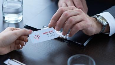 Photo of Quem precisa de cartão de visita? 4 motivos para você fazer o seu!