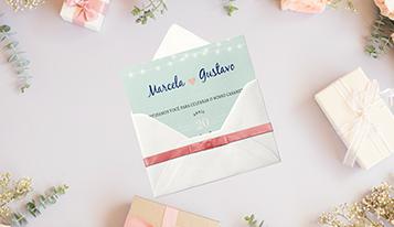 Photo of Como escolher o melhor modelo de envelope para o seu convite