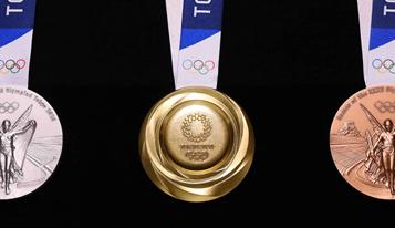 Photo of Tóquio 2020 apresenta medalhas com materiais reciclados e moedas das olimpíadas
