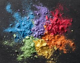 Photo of Como surgiram as cores?
