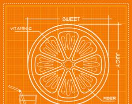 Photo of Impressora 3D produz suco e usa casca da laranja para fazer copos
