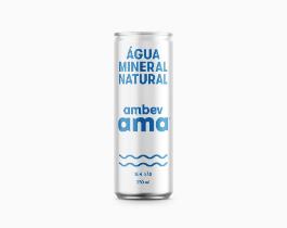 Photo of Água mineral em lata: Ambev traz novidade ao Brasil em 2019