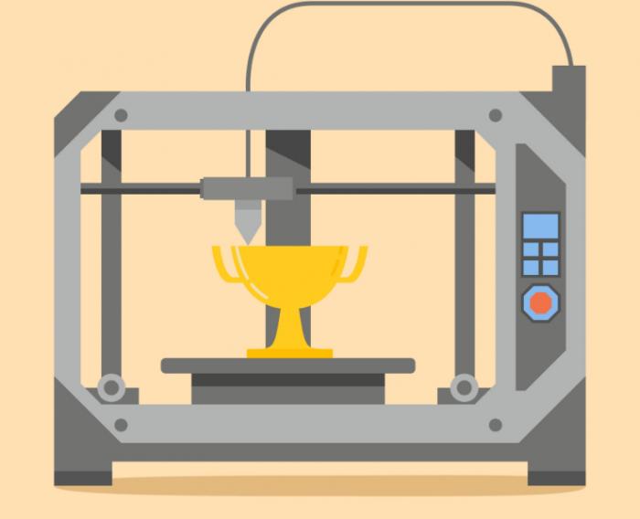 Impressão 3D muda o mercado