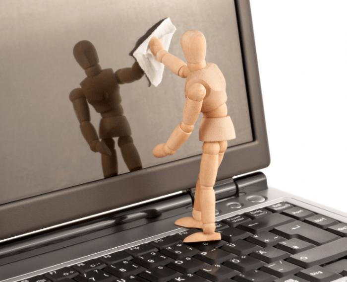 Da faxina para o mundo de influenciadora digital