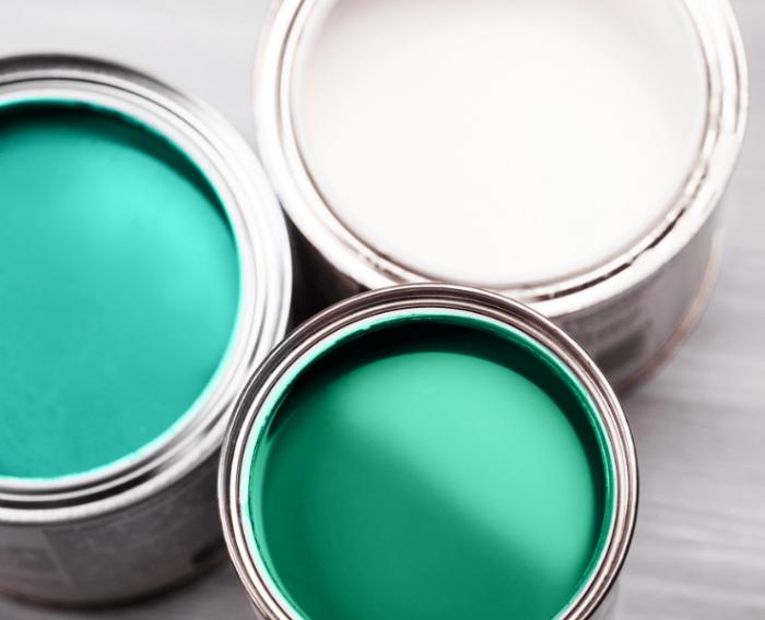 Tendência de decoração: as cores de 2020 devem ser tons de verde e azul