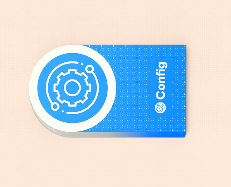Você pode personalizar o corte do seu cartão de visitas