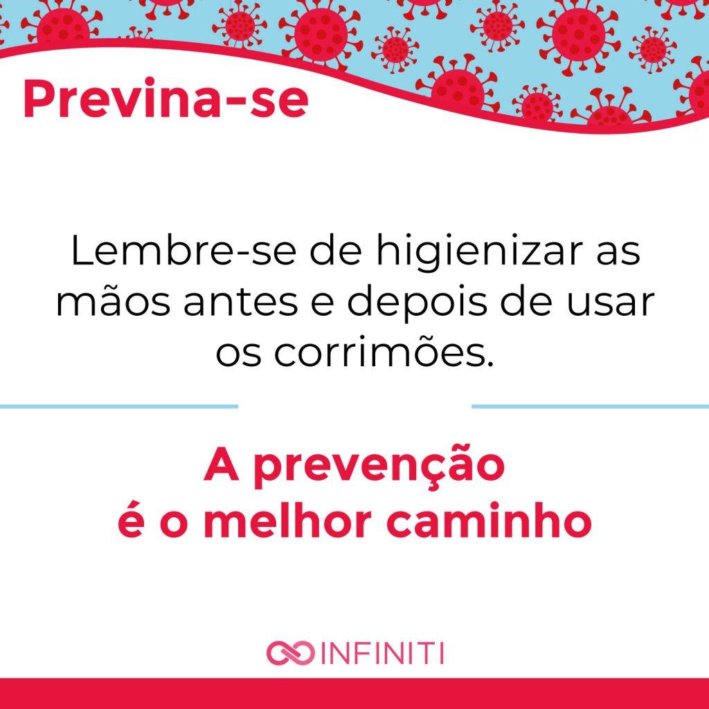 prevenção de coronavírus nas empresas