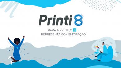 Photo of 8 anos da Printi: 8 produtos e 8 temas para personalizar!