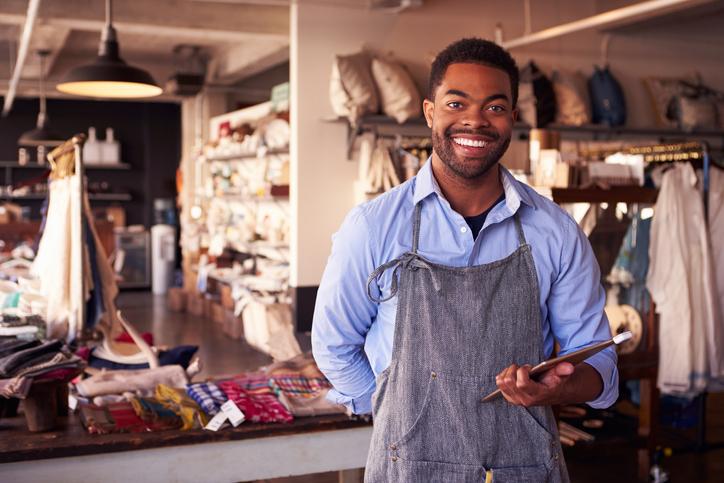 empreendedor negro