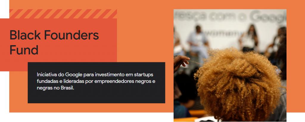 Fundo para empreendedores Negros