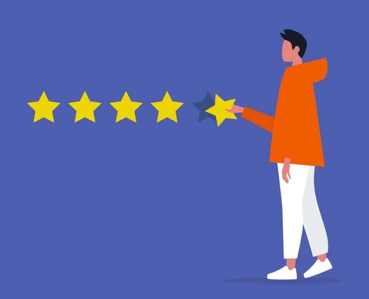 experiência do cliente e satisfação