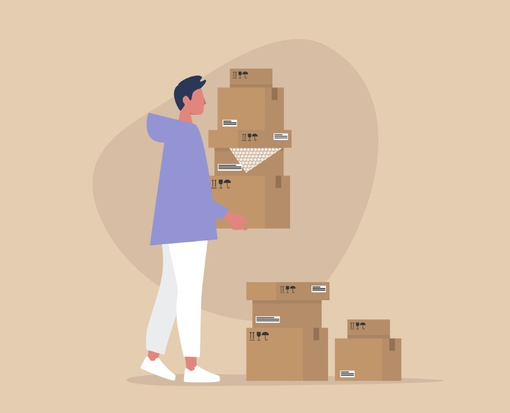 entregas de qualidade são fundamentais para uma boa experiência do cliente