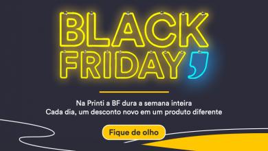 Photo of Black Friday da Printi: semana de descontos especiais