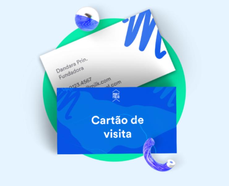 cartão de visita 2020