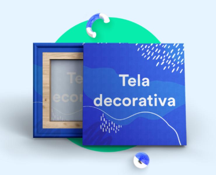 tela decorativa 2020