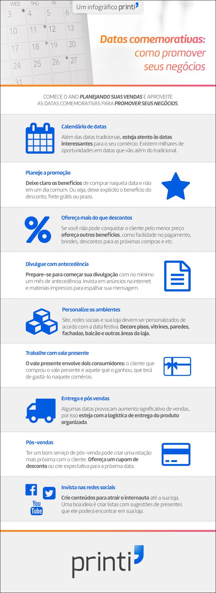 Datas comemorativas: como promover seus negócios