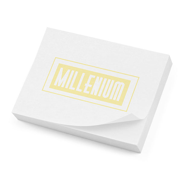 Faça Bloco Adesivos personalizados online e receba em casa. Uma boa impressão a um clique de distância!