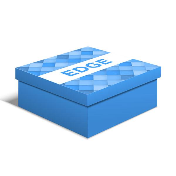 Faça Caixa para Presentes personalizadas online e receba em casa. Uma boa impressão a um clique de distância!