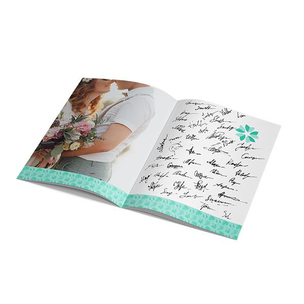 Faça Livros de Assinaturas personalizados online e receba em casa. Uma boa impressão a um clique de distância!
